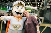 Impressionen vom Erlebnisbauernhof in Halle 3.2 im Rahmen der Internationalen Grünen Woche 2017 vom Forum Moderne Landwirtschaft e.V.